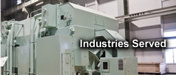 Industries served by metal forging companies